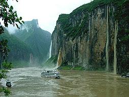 重庆长江三峡+黄金邮轮+小三峡+丰都鬼城+三峡大坝+武汉8日游