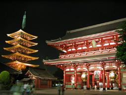 日本本州全景6日欢乐游(精华景点、温泉酒店、丰富日料)