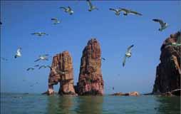 广鹿岛+大长山岛三日游