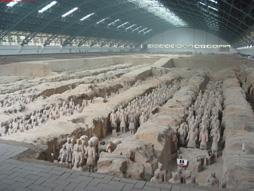 西安兵马俑、华清池、明城墙冬令营双飞4日(含全陪)