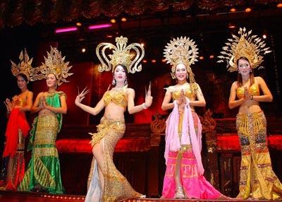 曼谷、芭提雅、金沙岛6日特惠之旅(直飞)