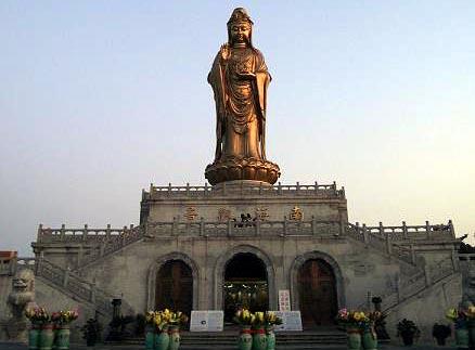 普陀山、灵隐寺4日观光之旅(上海往返)(营口方向免费接送)