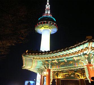 韩国首尔、济州岛6日观光之旅(全程四花酒店赠送韩国特色表演-涂鸦秀、汉江游船、乐天世界。首尔1天自由活动)