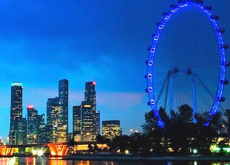 鼎极新加坡民丹岛半自由行5晚6日