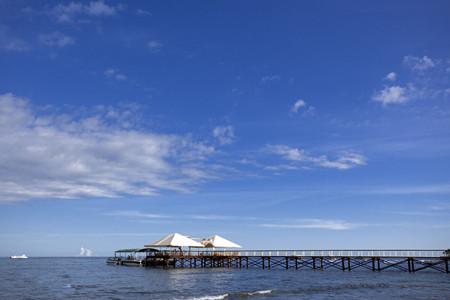 蜈支洲岛景区图片